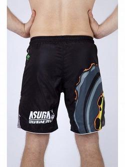 Hide&Seek MMA Shorts 4
