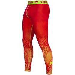 Fusion Compression Spats orangeyellow1