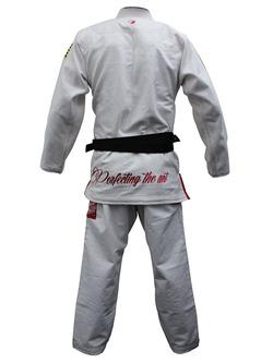 Alpha Jiu-Jitsu White Gi 3