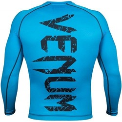 Original Giant Rasguard - Long Sleeves cyan 3