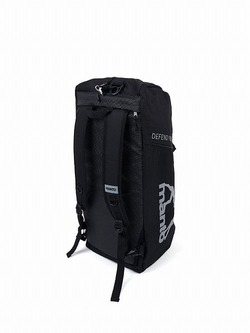 MANTO sports bag backpack DEFEND XL black 2