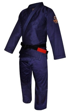 All Around BJJ Kids Gi Navy 2