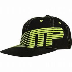 MP Lines Snapback Flatbrim Hat1