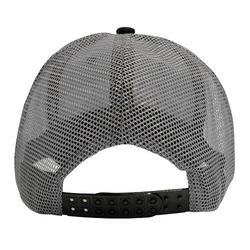 HALEO TOP TEAM MESH CAP black_gray3