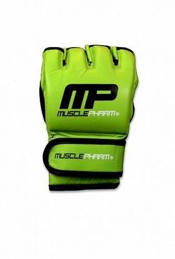MMA Glove Green1