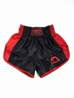 fightshorts MUAY THAI VIBE blackred2