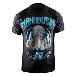 Octopus T-Shirt blue 1a