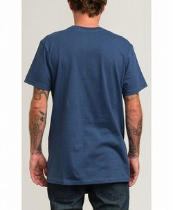 FLIPPED RVCA T-SHIRT mid 4