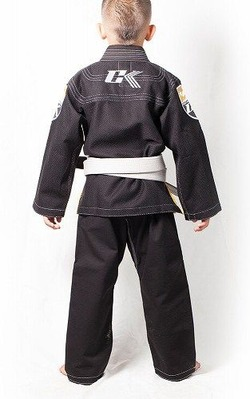 Freshman Kids Gi Black 2