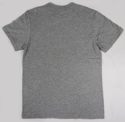 RVCA TROPIC DOOM TEE GRAY 2