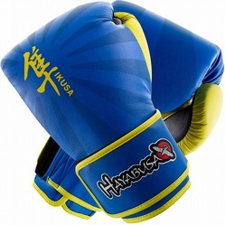 Hayabusa Ikusa Colors 16oz Gloves Electric Blue1