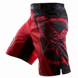 Chikara Recast Performance Shorts  Red1
