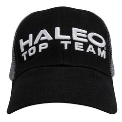 HALEO TOP TEAM MESH CAP black_gray1