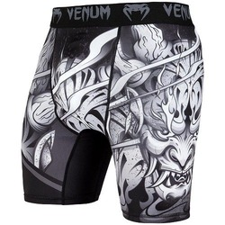 Devil Vale Tudo Shorts whiteblack 1