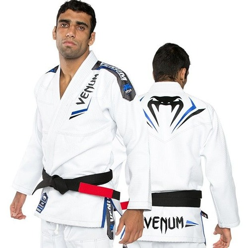 VENUM ELITE BJJ GI - WHITE 1