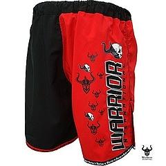 Shorts Domination Red Bk2