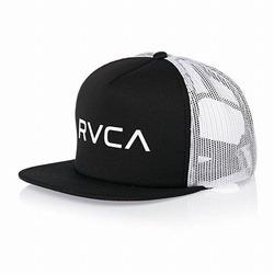 rvca-caps-rvca-the-rvca-trucker-cap-black-white
