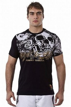 Tshirts Fight for Life Bk1