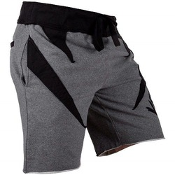 Jaws Cotton Shorts grey 2