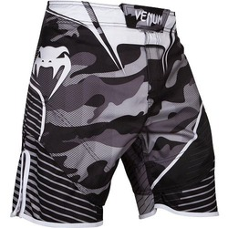 Camo Hero Fightshorts black 1