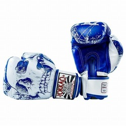 Skullz Muay Thai Boxing Gloves2