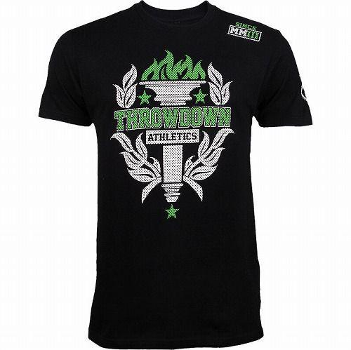 Throwdown Marathon Shirt Bk1