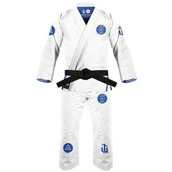 Self Defense Unit Uniform white 1