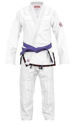 Adult BJJ Kimono - White 1