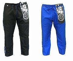 Jiu-Jitsu Gi  RVRSL Black Blue6