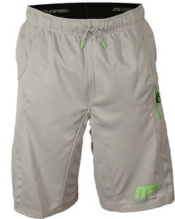 Die Hard Shorts Gray1