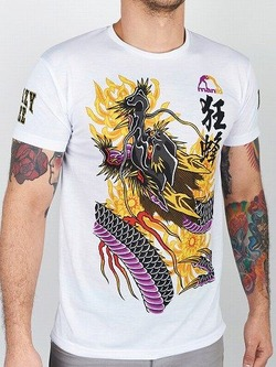tshirt_KRAZY_BEE_DRAGON_white1