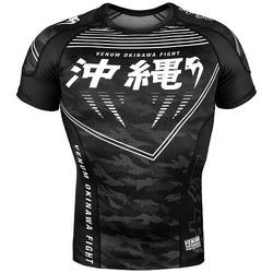 Okinawa 20 Rashguard ss blackwhite1