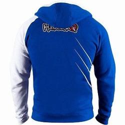 Recast Hoodie blue 2a