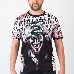 Batman The Killing Joke Loose Fit Rash 1