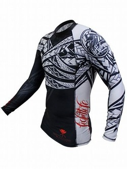 Tribal Rashguard Long3