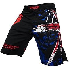 VENUM ファイトショーツ UK Flag 黒