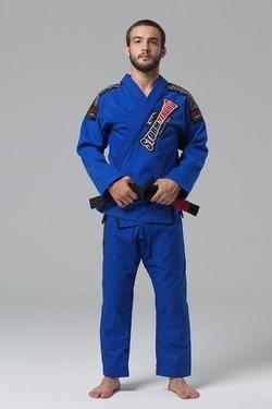 Kimono Pro Azul