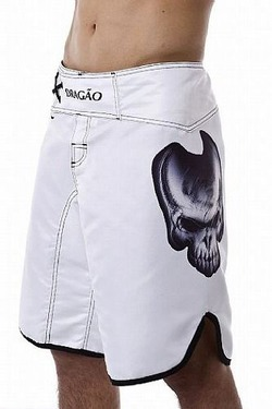 Shorts Skull wt2