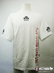 MMA  Tシャツ Icon 白