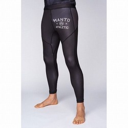 long spats ATHLETIC black1