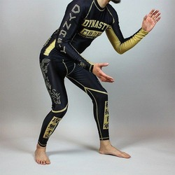 The Enforcer Chinese Triad Grappling Spats3