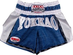 YOKKAO Denim Carbon Shorts 1