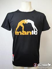 Manto Japan ラッシュガード 半袖 黒