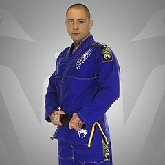 Gi Competition Single Blue2