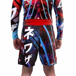 Fight Shorts Galaxy V2 4