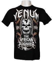 VENUM Tシャツ シーク・コンゴ UFC120 黒