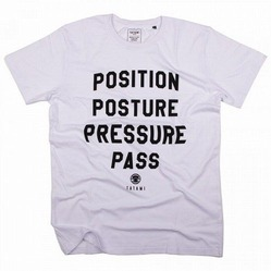 Pressure Pass T-Shirt - White 1