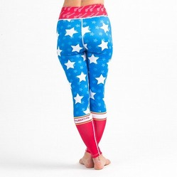 Wonder Woman Leggings 4