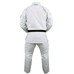 The IceWeave Ultra Jiu Jitsu Gi white2