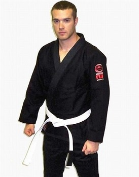Fuji All Around BJJ Gi Black